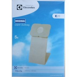 Electrolux Paper Dustbags E28